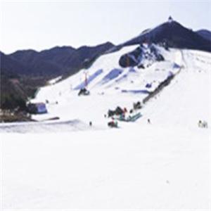 南山滑雪品质