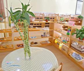 跨世纪幼儿园环境