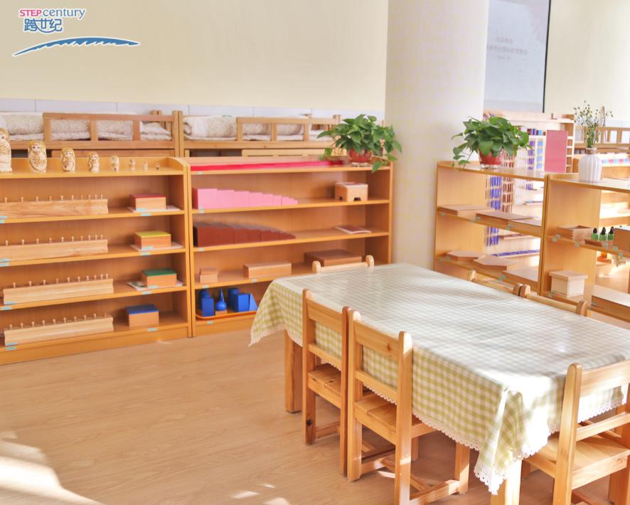 跨世纪幼儿园整洁