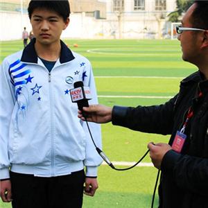 CCTV中学生采访