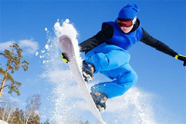 南山滑雪专业