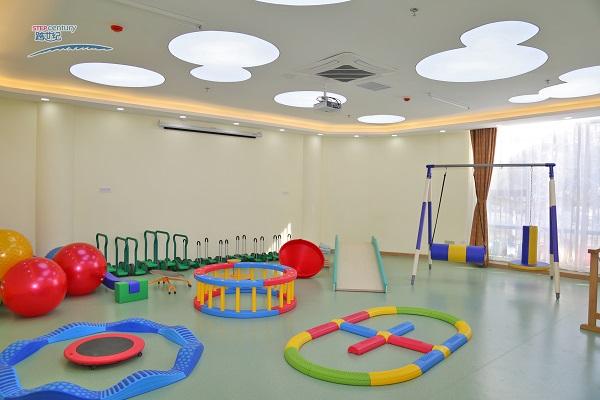跨世纪幼儿园园所环境