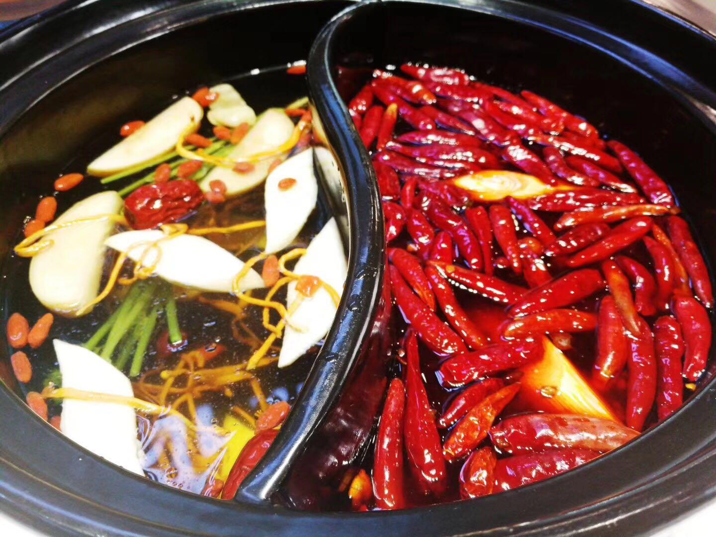 腩潮鮮鍋物料理火鍋