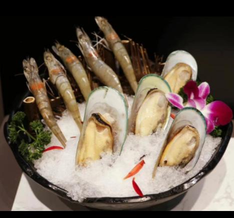 腩潮鮮鍋物料理海鮮