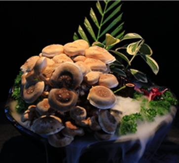 腩潮鮮鍋物料理菌菇