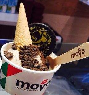 MOVO冰淇淋可口