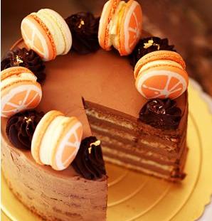 嘉华蛋糕可口