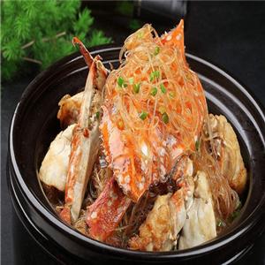 品飞翔蟹煲饭原味