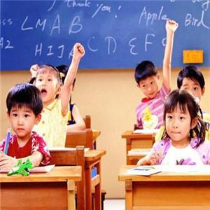 纯外教少儿英语课堂