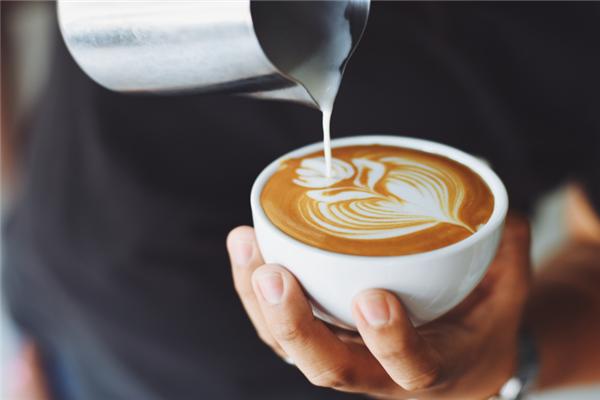 奇遇咖啡制作