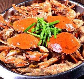 萌煲煲肉蟹煲好吃