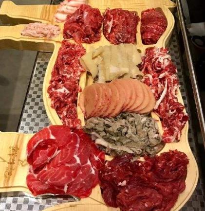 鲜牛记潮汕牛肉火锅美味