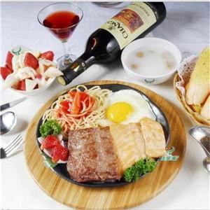 三人行西餐厅菜品