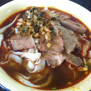 刘记三狗牛肉面馆
