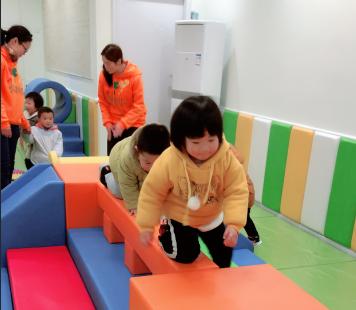 优童时空早教宝宝运动会