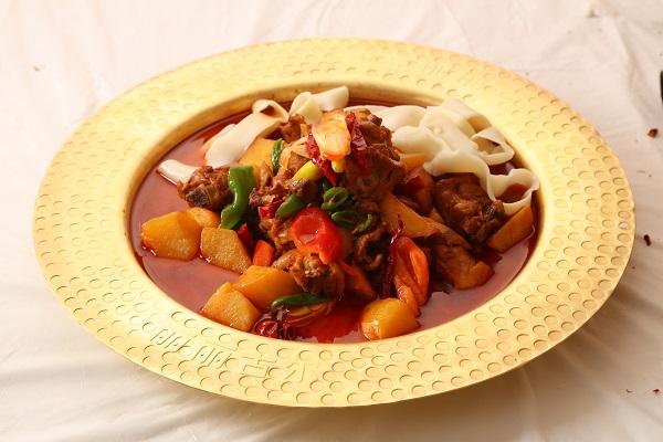 丽丽古尔新疆餐厅大盘鸡