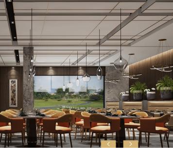 鉑頓國際公寓餐廳