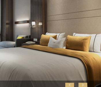 鉑頓國際公寓大床房