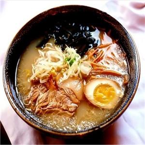 野郎日式拉面浓汤