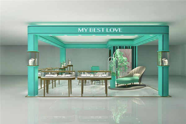 MY BEST LOVE 挚爱珠宝门店