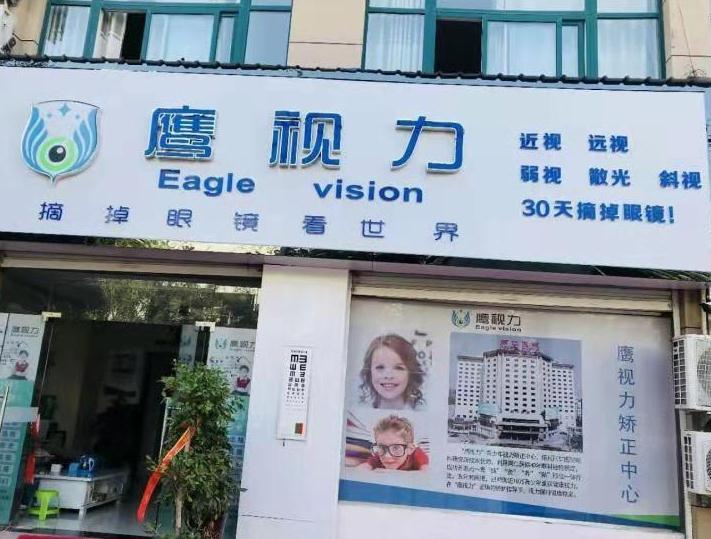 鹰视力门店