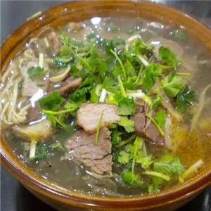 完颜牛肉汤