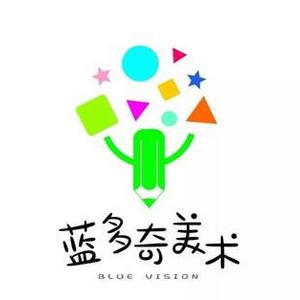 蓝多奇美术