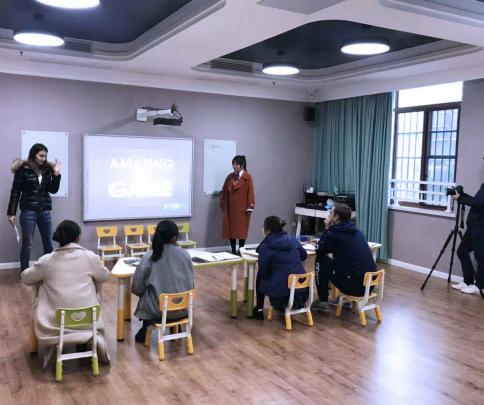 优博睿学习·成长馆课堂
