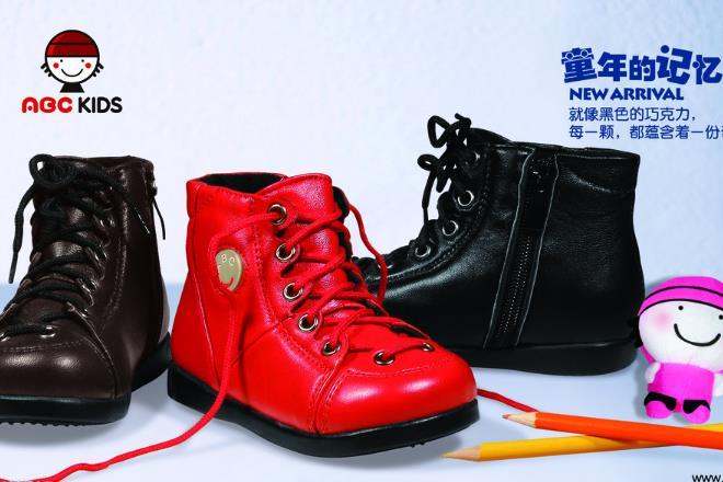 abc童鞋女式小皮鞋