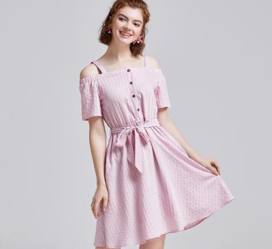 音菲梵時尚女裝連衣裙