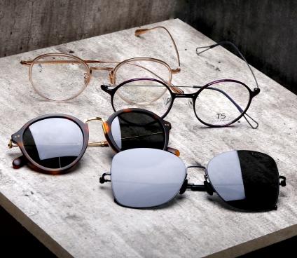 TS柏繽眼鏡多款式
