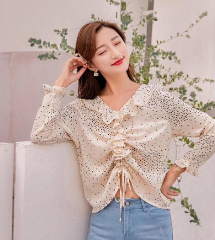 木丝语女装衬衫