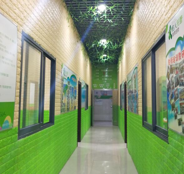 树人托管走廊