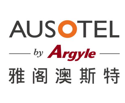 雅阁澳斯特酒店品牌logo
