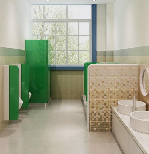 青青藤乐学堂洗手间