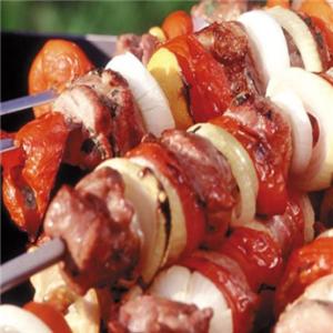 土耳其烤肉好吃
