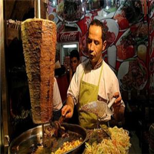 土耳其烤肉美味