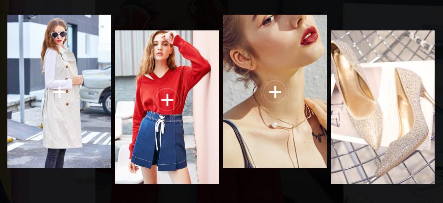 音菲梵時尚女裝產品多樣