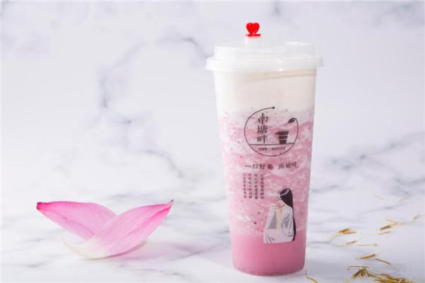 南塘畔奶茶加盟