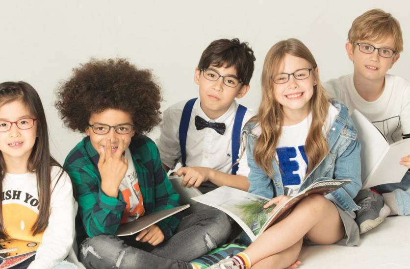 TS柏繽眼鏡兒童系列