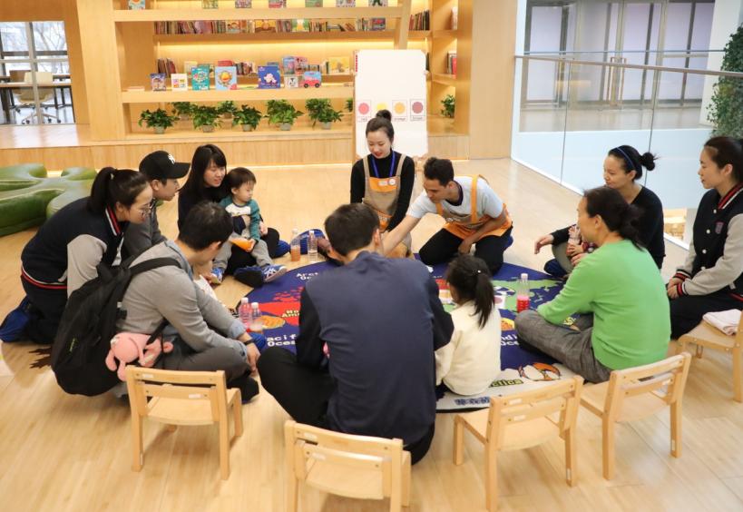 安奇星球幼儿园活动