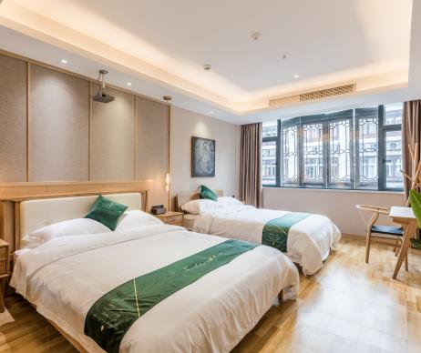 千峋酒店整潔