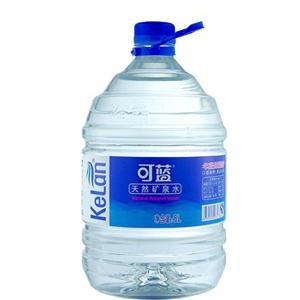 可蓝矿泉水