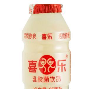 喜乐乳酸菌饮品