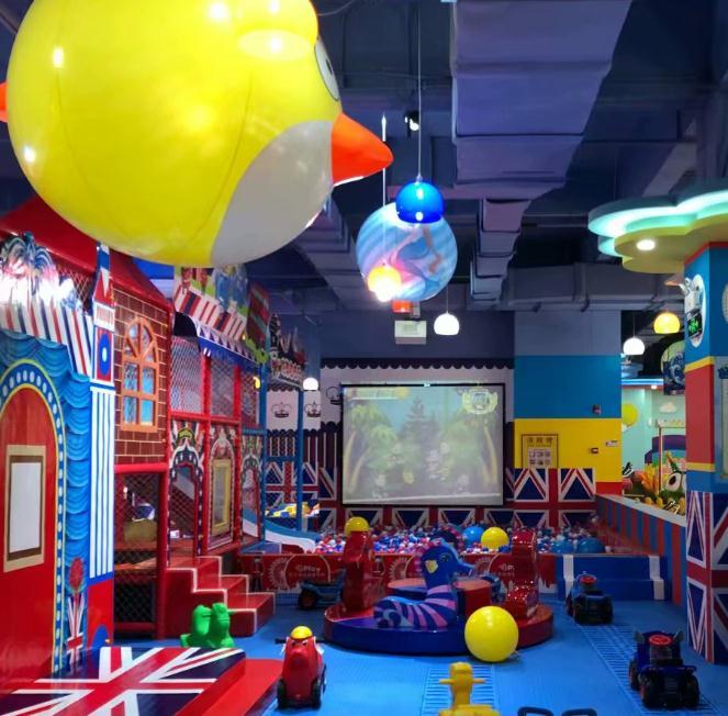 迪樂尼室內兒童樂園環境