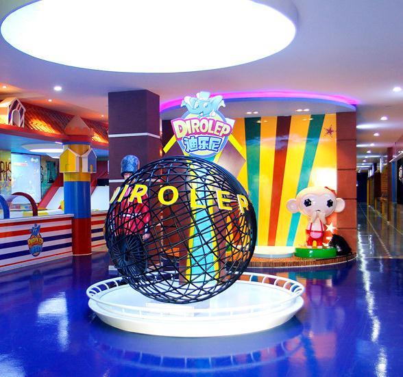 迪樂尼室內兒童樂園場地