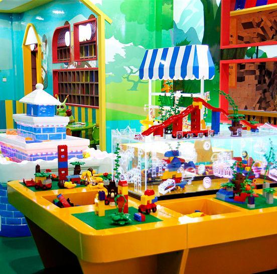 迪乐尼室内儿童乐园玩具