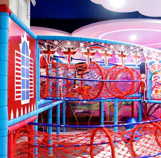 迪乐尼室内儿童乐园场地2