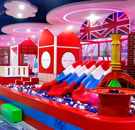 迪乐尼室内儿童乐园场地3