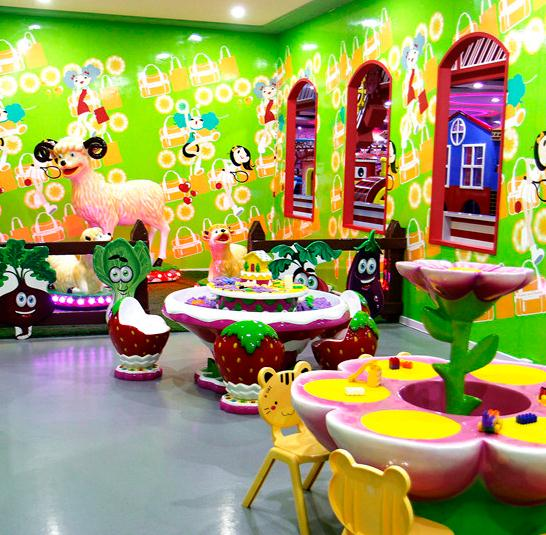 迪乐尼室内儿童乐园场地4